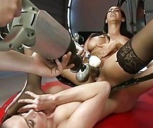Stocking Sex Tube